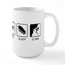 Feed Sleep Climb Mug