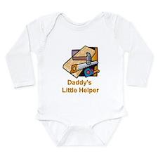 Daddy's Little Helper (Carpenter) Infant Creeper B