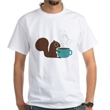 Coffee Squirrel Shirt