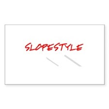 Slopestyle Decal
