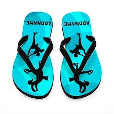 Awesome Skater Flip Flops