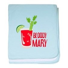 BLOODY MARY baby blanket