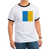 Canary Islands flag T