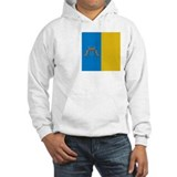 Canary Islands flag Hoodie