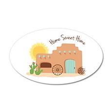 Home Sweet Home Wall Decal