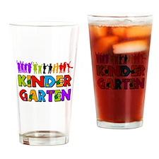 Kindergarten Fun Drinking Glass