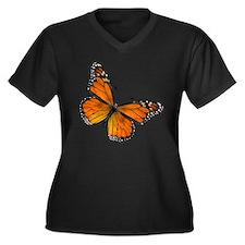 Monarch Butterfly Plus Size T-Shirt