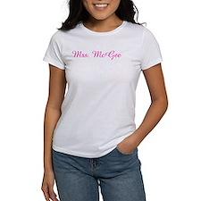 Mrs. McGee Tee