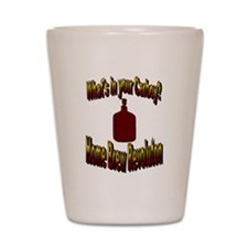 What's in your Carboy? Shot Glass