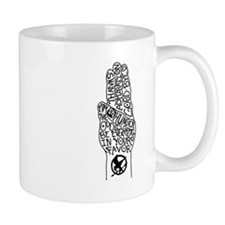Hunger Games Salute Mugs