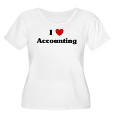 I Love Accounting T-Shirt