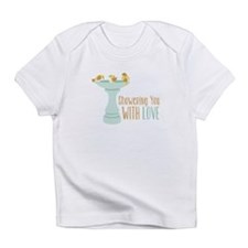Showering You With Love Infant T-Shirt