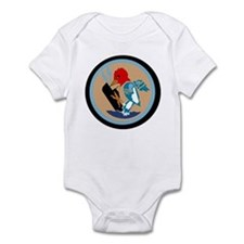 VP 49 Woodpeckers Infant Bodysuit