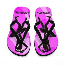 Modern Dance Flip Flops