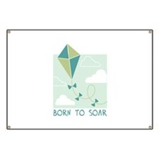Born To Soar Banner