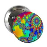 "Fractal R~03 - 2.25"" Button (10 pack)"