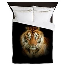 Wild Tiger Queen Duvet