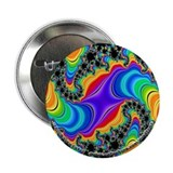 "Fractal R~06 - 2.25"" Button (10 pack)"