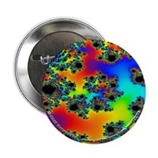"Fractal R~10 - 2.25"" Button (10 pack)"