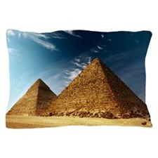 Great Pyramid Of Giza Pillow Case