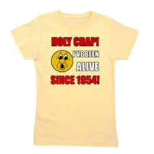 1954 Holy Crap Girl's Tee