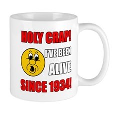 1934 Holy Crap Small Mug