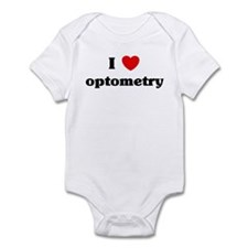 I Love optometry Infant Bodysuit