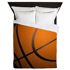 Basketball Sports Queen Duvet