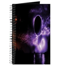 Purple Galaxy Journal