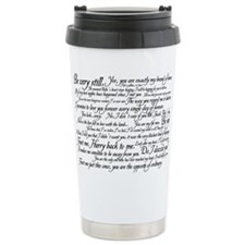 Unique Twilight Stainless Steel Travel Mug