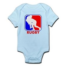 Rugby League Logo Body Suit