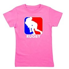 Rugby League Logo Girl's Tee