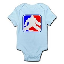 Hockey Goalie League Logo Body Suit