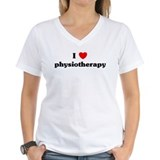 I Love physiotherapy Shirt