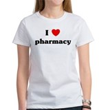 I Love pharmacy Tee