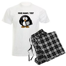 Custom Tablet Penguin pajamas