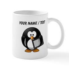 Custom Tablet Penguin Mugs
