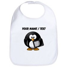 Custom Tablet Penguin Bib