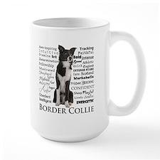 Border Collie Traits Mugs