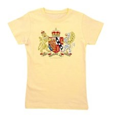 Diana, Princess of Wales Coat of Arms Girl's Tee