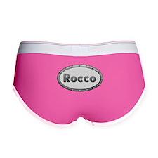 Rocco Metal Oval Women's Boy Brief