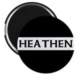 HEATHEN Magnet (10 pack)