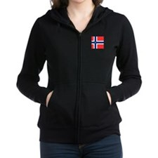 Team Cross Country Norway Zip Hoodie
