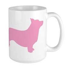Just Cardigan (Pink) Mugs