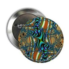 "Fractal C~10 - 2.25"" Button (10 pack)"
