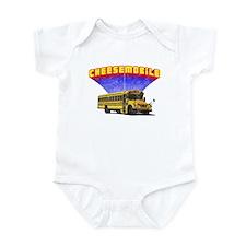 Cheesemobile Infant Bodysuit