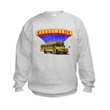 School bus Crew Neck