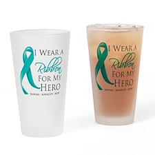 Scleroderma Hero Drinking Glass