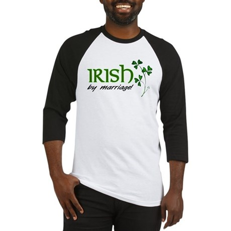 irish marriage Baseball Jersey
