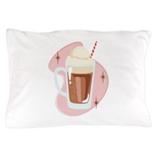 Root Beer Float Pillow Case